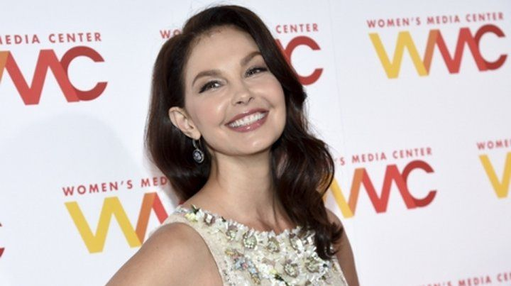 Ashley Judd demandó a Harvey Weinstein