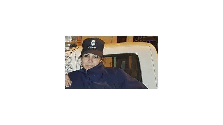 Rocío Villarreal. La sargento de la policía bonaerense