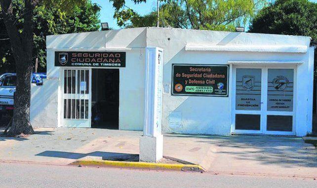 el edificio. Las oficinas se trasladaron a España al 100.