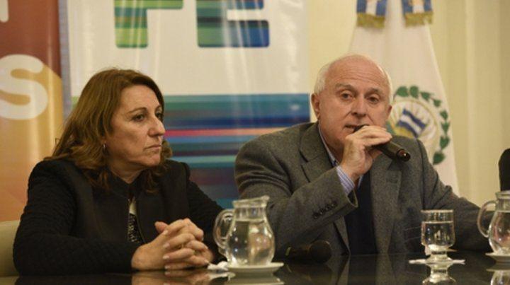 serios. El gobernador desestimó aportar recursos para el transporte de Rosario. Dijo que la responsabilidad es del gobierno nacional.