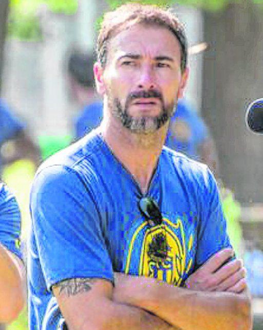 El Kily. Viene haciendo un gran trabajo como coordinador de campo junto a los pibes de la ciudad deportiva y de zona sur.