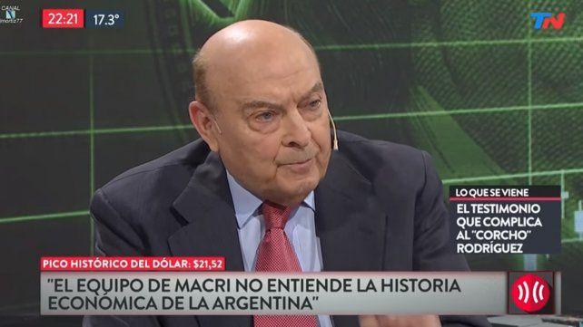 Cavallo desmintió haberse reunido con Macri pero le envió un consejo