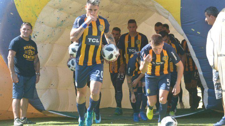Central intentará revertir la imagen futbolística de los últimos partidos.