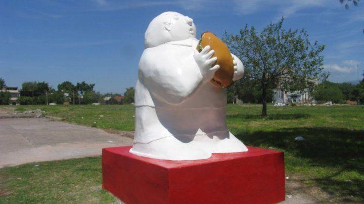 El Monumento a la milanesa