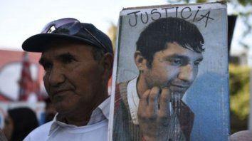 Ramón, padre de Franco Casco, el joven que apareció muerto en el río después de haber estado detenido en la comisaría 7º.