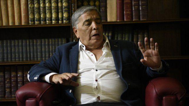 Oscar Barrionuevo propuso