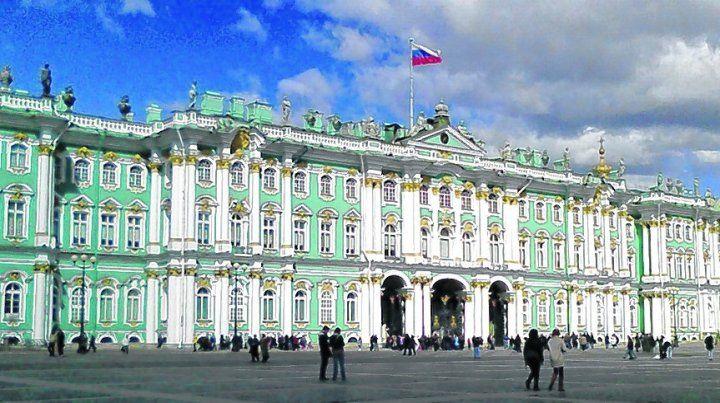La belleza de San Petersburgo