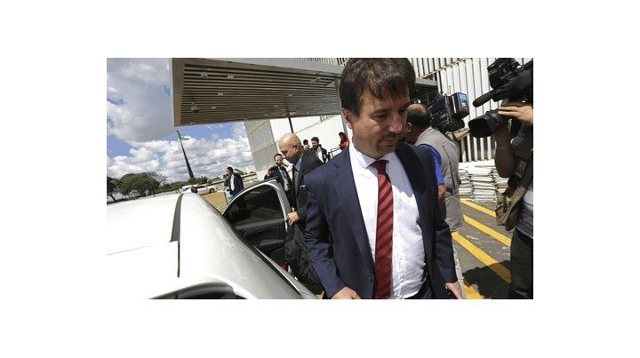 sin privilegios. La Policía Federal se retira del anexo del Senado en Brasilia