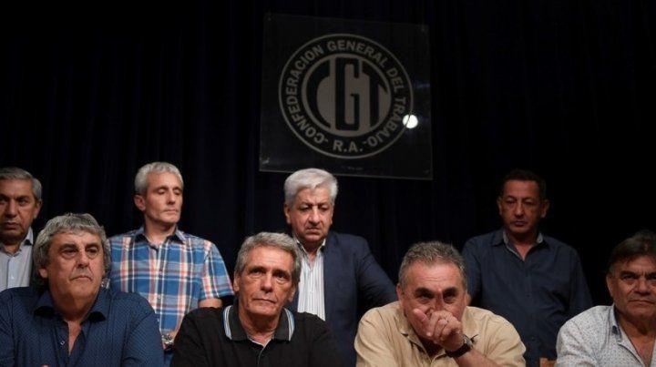 La CGT salió a criticar duro al gobierno de Macri
