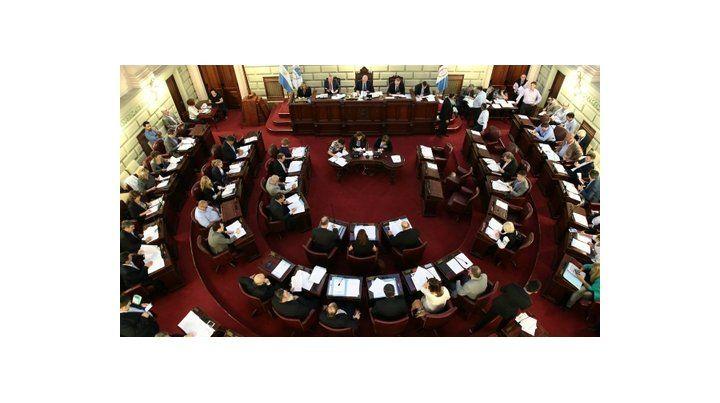 caja de resonancia. La Cámara baja santafesina se prepara para días de gran efervescencia política.