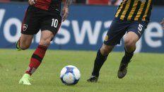 newells y central jugaran dos partidos amistosos en julio