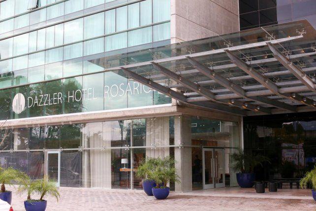 Quedó inaugurado el Hotel Dazzler Rosario en los Condominios del Alto
