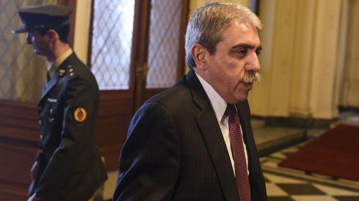 Aníbal Fernández será el abogado de Cristóbal López: A los amigos no se los abandona