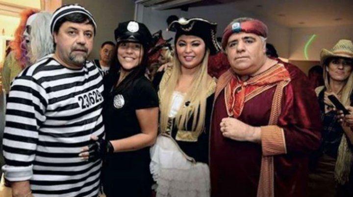 El abogado penalista Miguel Pierri estuvo entre los invitados.