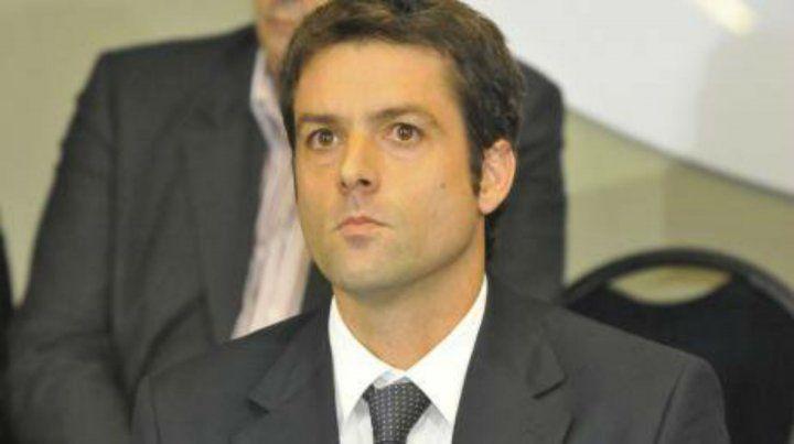 Recién elegido. Agustín Calleri empezará a tomar decisiones como presidente de la AAT.
