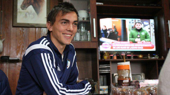 De selección. Nico Acosta se dará el gusto de vestir otra vez la camiseta argentina.