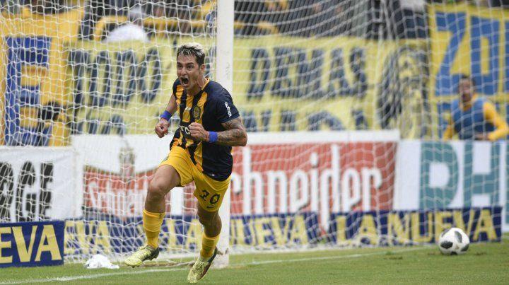 Goleador. Zampedri tendrá hoy como compañero de ataque al Chaqueño Herrera.