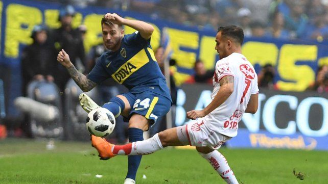 Boca le ganó a Unión y quedó a un solo punto de gritar campeón