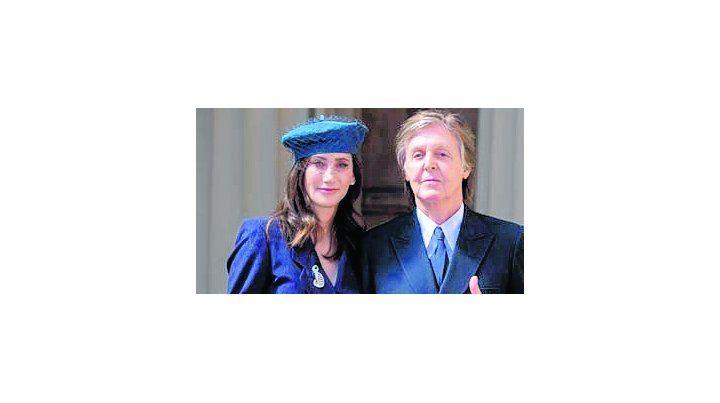 Paul McCartney sumó otro título nobiliario por su trayectoria