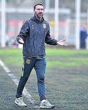 Estrena buzo. Cristian González.