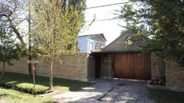 Lennox 2480. La vivienda de Popea en Funes fue allanada en mayo de 2013