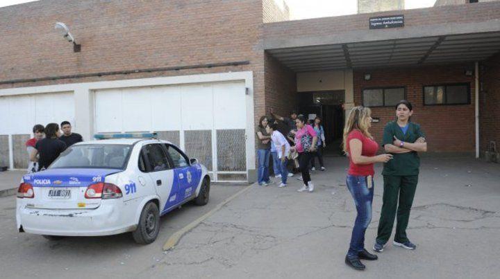 El Hospital Anselmo Gamen de Villa Gobernador Gálvez.
