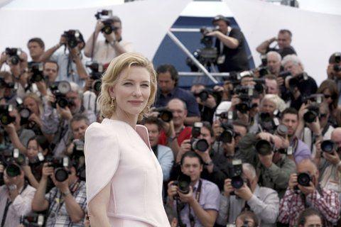 bella jueza. Cate Blanchett
