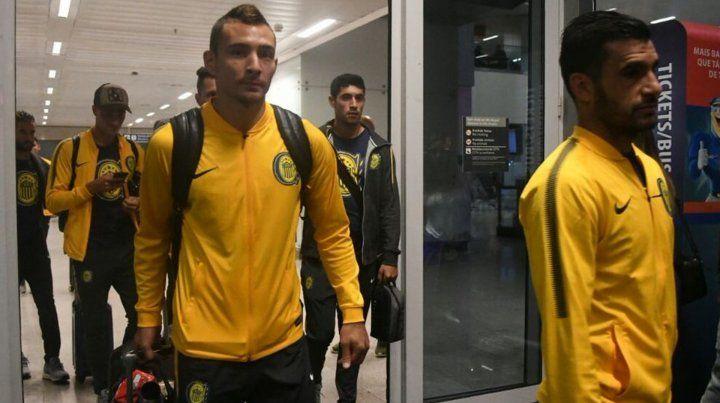 Central ya hizo base en Brasil pensando en avanzar en la Copa