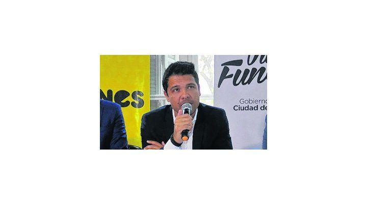 Barreto destacó obras con la Nación.