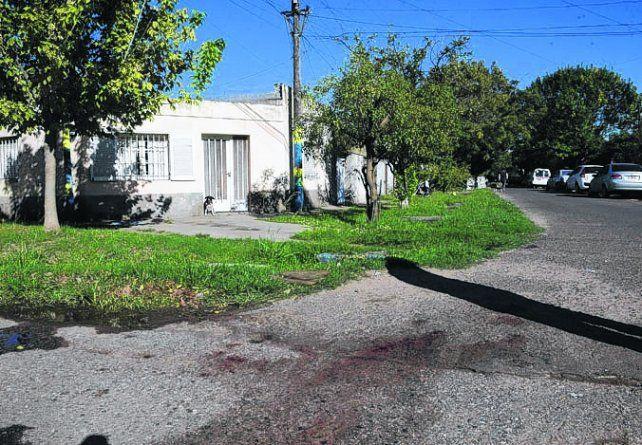 zona sur. Armanino fue asesinado en Chacabuco y Presidente Quintana.