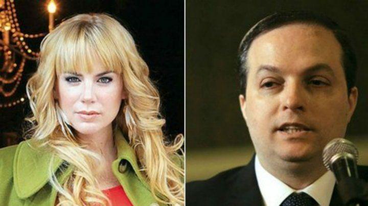 Escándalo. La actriz Esmeralda Mitre formuló graves denuncias contra Ariel Cohen Sabban