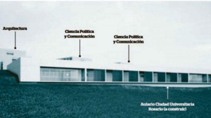 La UNR amplía las facultades de Política y de Arquitectura