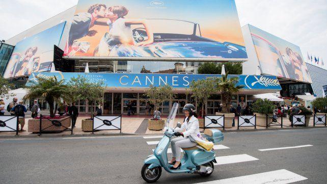 En marcha. En la glamorosa muestra francesa de cine internacional este año no habrá selfies