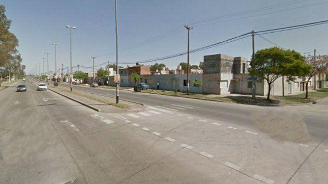 Marcharon para pedir testigos de un accidente fatal en barrio Godoy