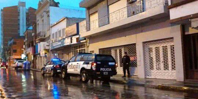 Allanaron la casa del intendente de Paraná por presunto narcotráfico
