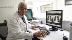 El titular del Grupo Oroño, Roberto Villavicencio, expresó la preocupación de los prestadores médicos.