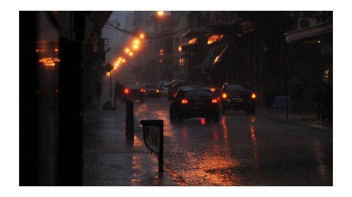 Se renovó el alerta por posibles tormentas fuertes para Rosario y la provincia
