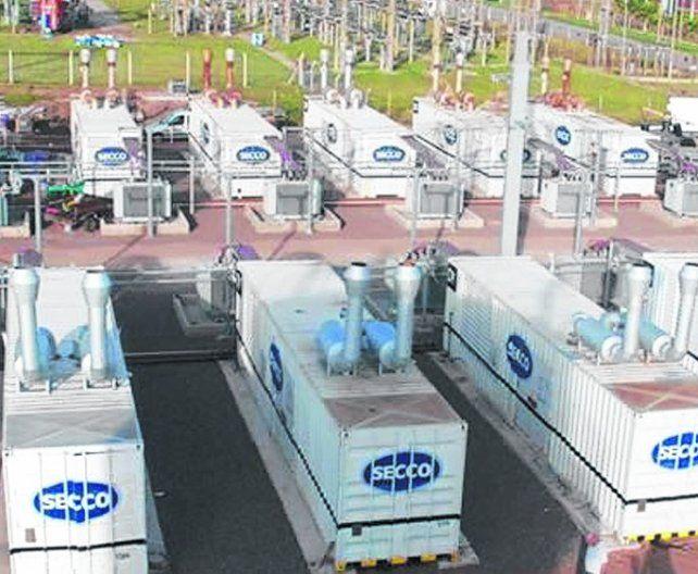 Otra más. La planta generadora de energía de Venado cierra en junio.