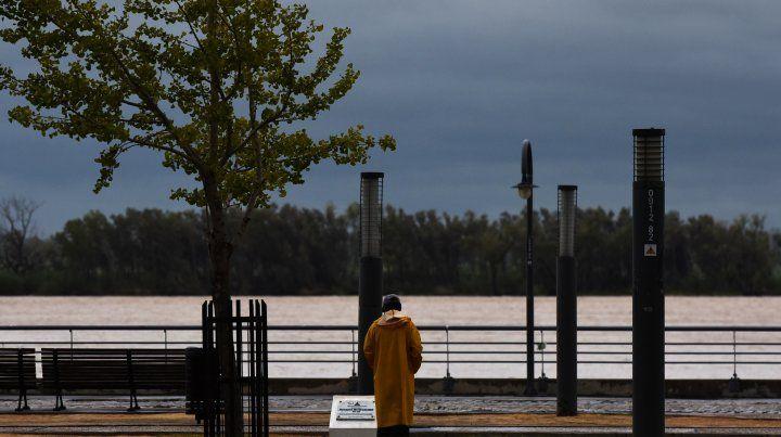Rige un alerta meteorológico para Rosario y la zona por tormentas fuertes