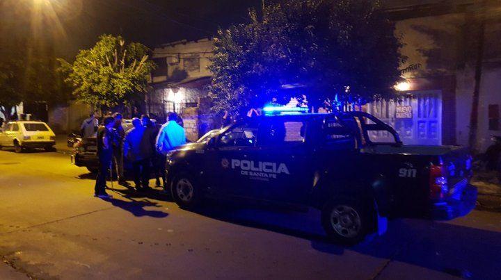 Llegó un tipo con capucha y se puso a disparar, dijo la madre del joven baleado en Las Heras