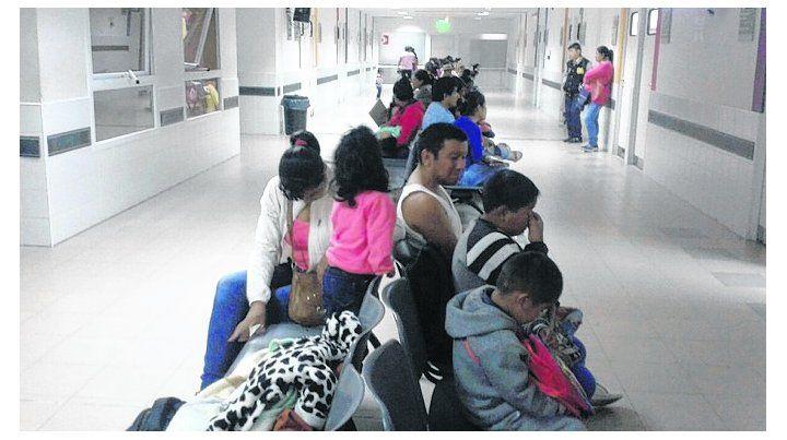 jujuy. El proyecto de Morales apunta a cobrarles la salud a extranjeros.