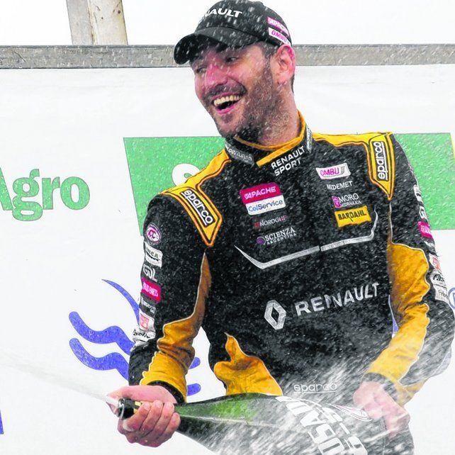 Estoy contento de que haya vuelto el motorista Claudio Garófalo y de haber sido el que impulsó el cambio