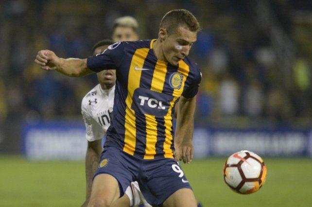 Ruben fue titular en el partido de ida en Arroyito y esta noche en el Morumbí volverá a estar entre los once.