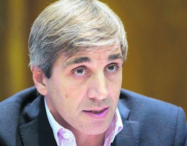 la defensa. Caputo consideró que el mercado argentino debe crecer.