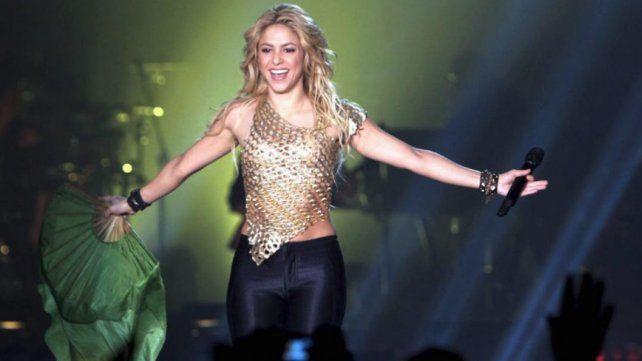 Shakira vuelve a Rosario, esta vez para cantar en el Gigante