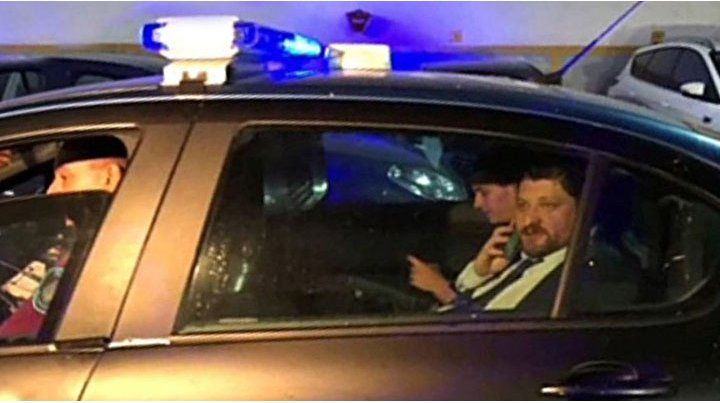 Nicolás Wiñazki fue agredido y amenazado de muerte afuera del Congreso