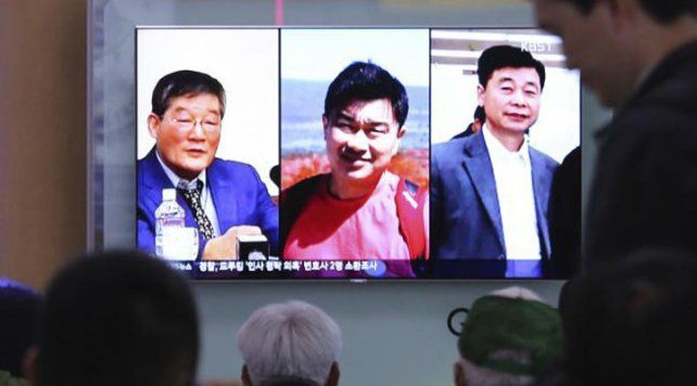 Norcorea liberó a tres estadounidenses antes de la cumbre Trump-Kim Jong-un