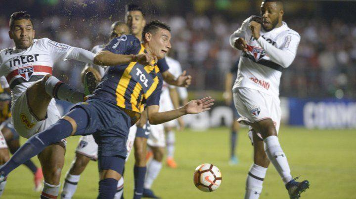 La eliminación de la Copa Sudamericana no parece ser una más para Central