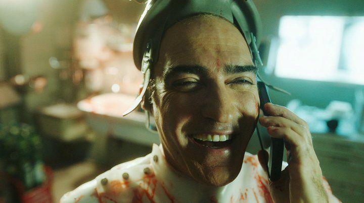 Crítica a la serie de Netflix Happy!: Un sicario con corazón