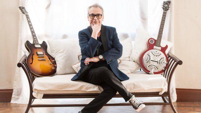 David Lebón llega con sus clásicos a La Comedia